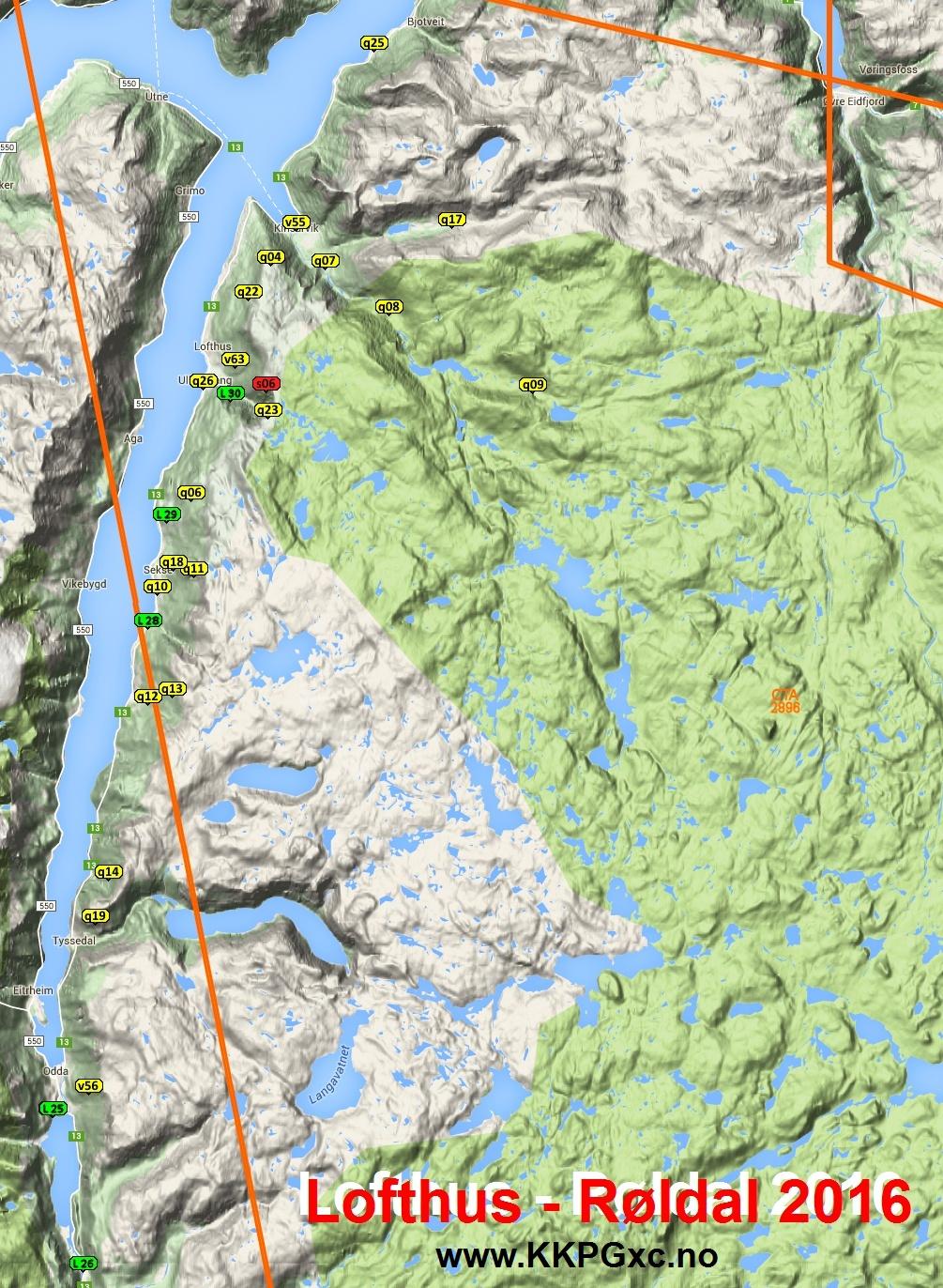 røldal kart NC kart til nedlasting og utskrift. :: .KKPGxc.no røldal kart